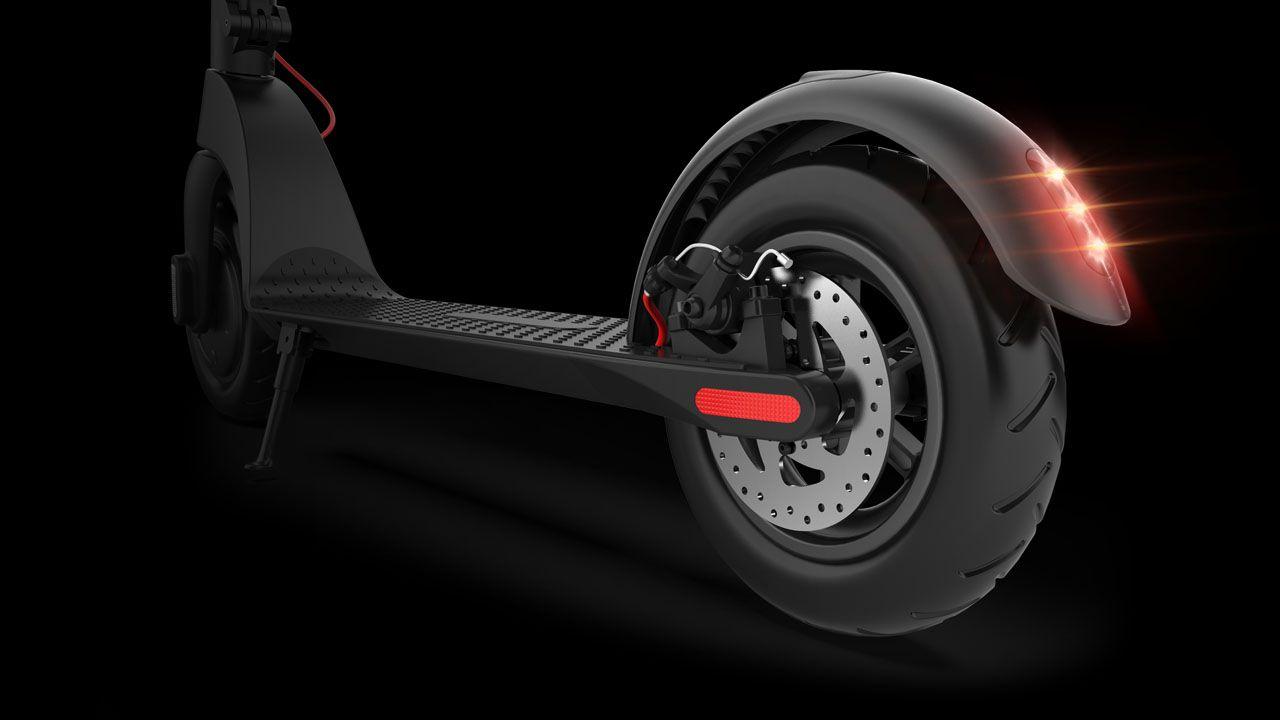 Flow Greenwich XT Pro Electric Scooter rear lights
